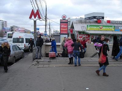 Ремонт холодильников у метро Домодедовская