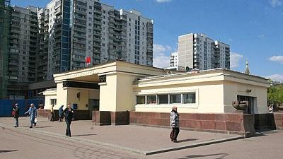 Станция Сокольники