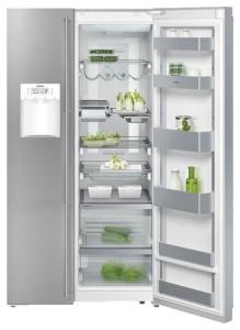 Ремонт холодильника с морозильником Gaggenau