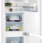 холодильники с морозильником АЕГ