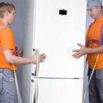 Как правильно перемещать холодильник?