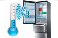 Сильно морозит холодильник