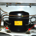 Ремонт и замена мотора-компрессора